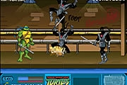 Teenage Mutant Ninja Turtles - Foot Clan Street Brawl