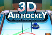 Hockey aérien 3D