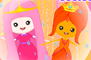 Adventure Time Princesse Babies