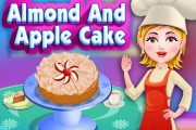 Almond And Apple Cake