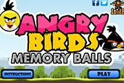 Angry Birds - Memory Balls