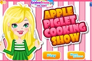 Apple Piglet Cooking Show