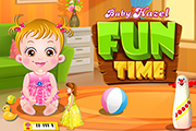 Baby Hazel Fun Time