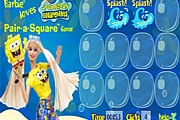 Barbie aime Spongebob Squarepants