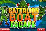 Battalion Boat Escape
