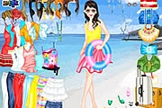 Vacances de plage Dress Up