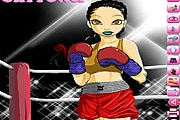 Boxe Girl Dress Up