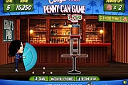 Cougar Town: Penny Can Game