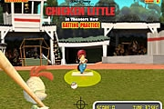 Chicken Little - Batting Practice