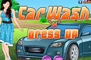 Car Wash n Dress Up