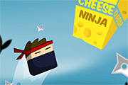 Cheese Ninja Dash