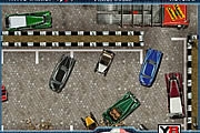 Classic Car Parking 2
