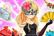 Mignon Anime Princess Dress Up