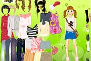 Cool pour l'école Dress Up