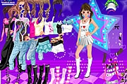 Dancing Star Dress up