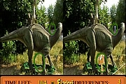 Differences in Dino Land