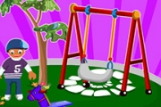 Dollhouse Playground Decor