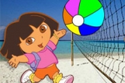 Dora et Diego Volleyball