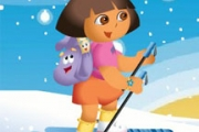 Dora Downhill Skiing