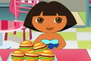 Dora amour Hamburger