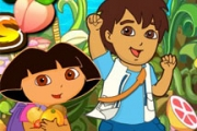 Dora Fruits de Pick