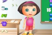 Dora School Dress Up