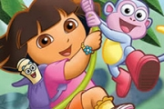 Dora the Explorer: Spot the Difference