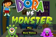 Dora Vs Monster