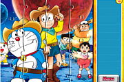 Doraemon Puzzle intelligent