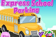 École Express parking