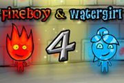 Fire Boy and Water Girl 4