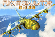 Flight Simulator C130 Formation
