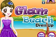 Glam Beach Dress up