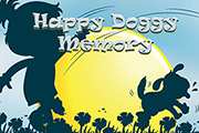 Happy Dog Memory