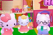 Bonjour Kitty Doll House Fix