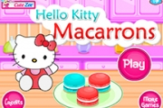 Hello Kitty Macarrons