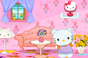 Bonjour Kitty Spring Doll House