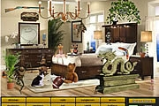 Hidden Objects Room 6