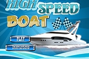 High Speed Boat