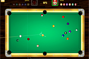 Hot 8 Boules Billard PVP