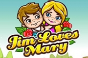 Jim aime Mary