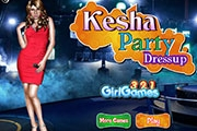 Kesha Party Dressup
