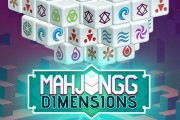 Mahjongg Dimensions 640 secondes