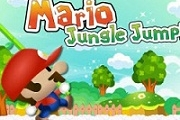 Mario Jungle saut