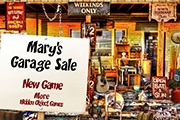 Mary Garage Sale