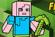 Livre de coloriage Fun Minecraft