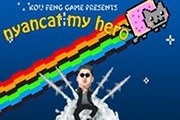 Nyancat My Hero