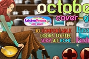 Octobre Cover Girl
