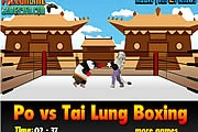 Po Vs Tai Lung Boxing