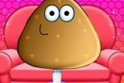 Pou Cool Makeover